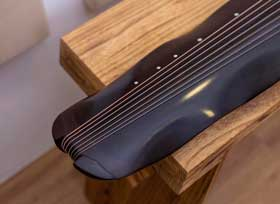 Guqin Lessons and Instrument Bundle