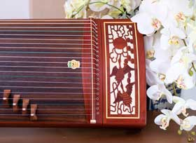 Guzheng Lessons and Instrument Bundle